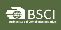 Certified by bsci