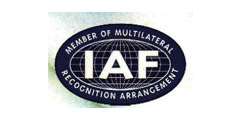 Certified by iaf